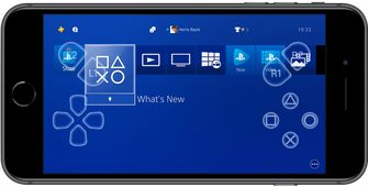 PS4 Playstation 4 remote play