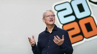 Tim Cook Apple, Facebook, Amazon en Google Mark Zuckerberg, Sundar Pichai, Tim Cook en Jeff Bezos hoorzitting