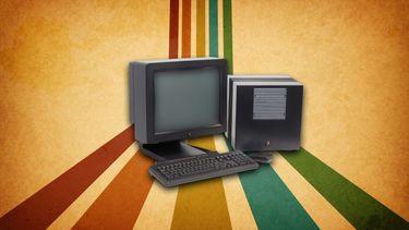 NeXT computer en NextSTEP van Steve Jobs
