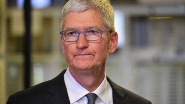 Tim cook Apple EU machtsmisbruik Spotify
