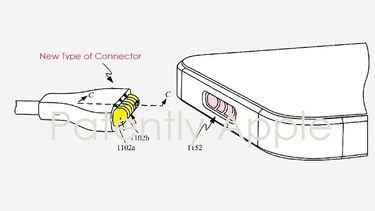 MagSafe Lightning aansluiting iPhone