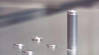 Dual carbon batterij