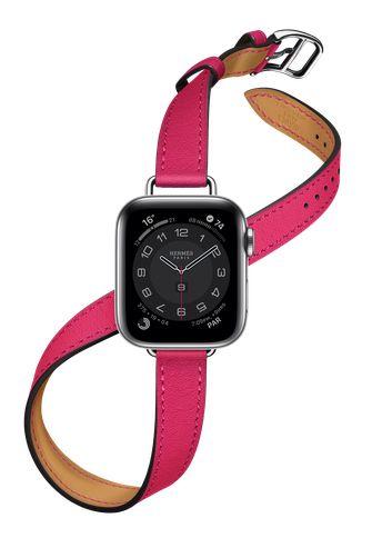 Apple Watch leren bandje