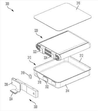 Tin Battery Apple