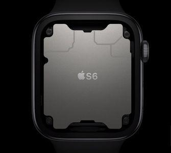 S6 chip Apple Watch 6