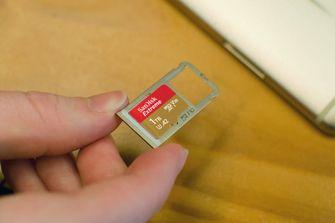 Sandisk 1TB micro sd