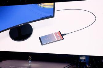 Galaxy Note 9 dex