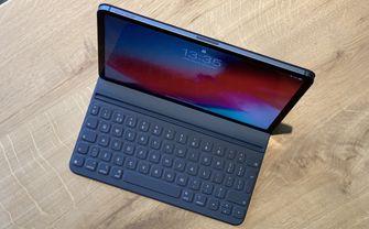 iPad Pro 2018 toetsenbord
