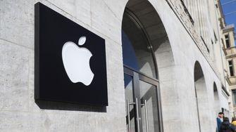Apple recordboete Frankrijk