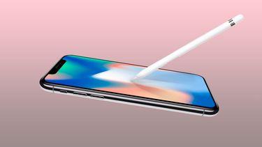 Apple Pencil iPhone X