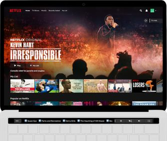 Clicker Netflix mac 2