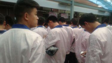 iPhone fabriek