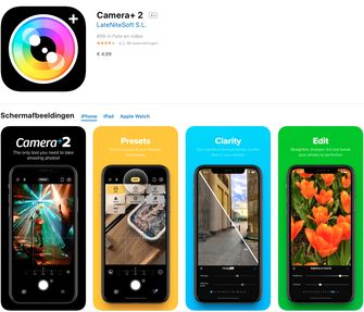 iPhone camera-tips