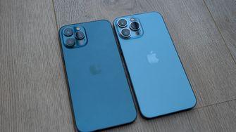 iPhone 13 Pro Max vs 12 Pro Max