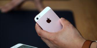 Apple iPhone SE Apple Event