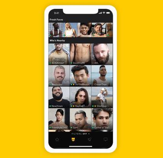 Grindr 001
