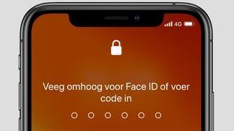 Face ID mondkapje iOS 13.5