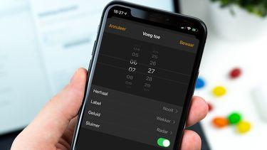 iOS 14 selectiewielen 16x9