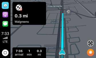 Waze CarPlay 003