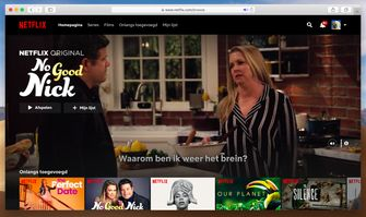 Netflix Safari Google Chrome
