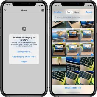 iOS 14 foto's privacy 001