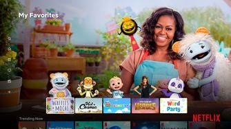 Netflix wijzigt profiel