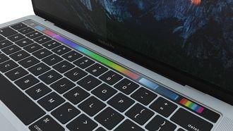 2019 13-inch MacBook Pro Teardown toetsenbord