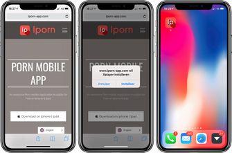 iPorn buiten app store