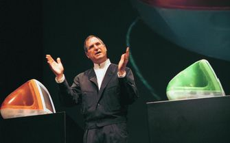 Apple iMac G3 1998 NASA Perseverance