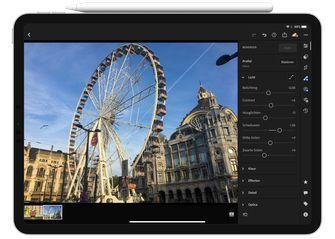 Adobe Lightroom iPad Pro 001