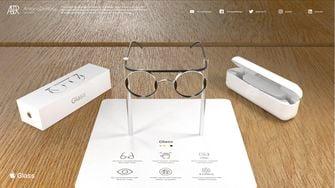 Apple Glass AR Steve Jobs