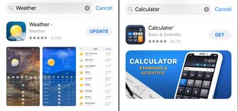 App Store bedrog 001