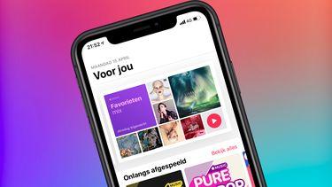 Apple Music algoritme 16x9