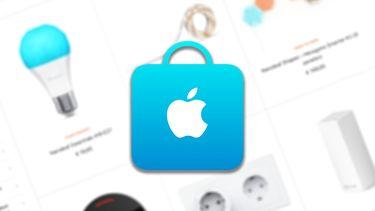 Apple Store nieuwe producten
