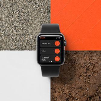 Strava Apple Watch