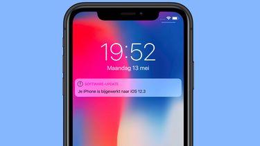 Apple stopt emt ondertekenen van iOS 12.2