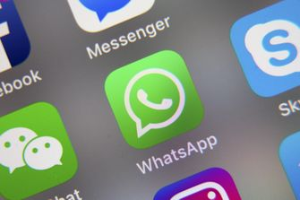 WhatsApp beveiligde chatberichten