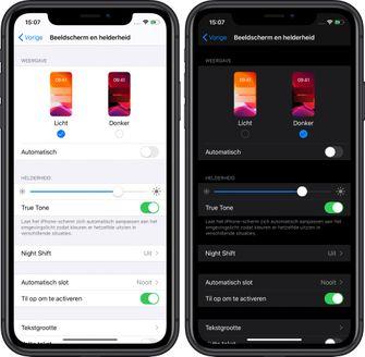 iOS 13 dark mode 001