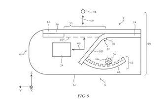 Apple patent beeldscherm notch