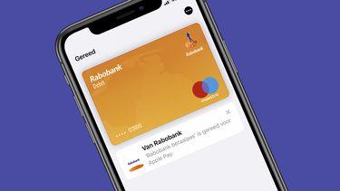 Rabobank Apple Pay Nederland 16x9