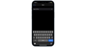 iPhone AirDrop naam veranderen