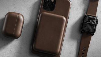 MagSafe Battery Pack Nomad hoesje