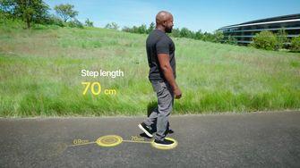 Walking steadyness WWDC