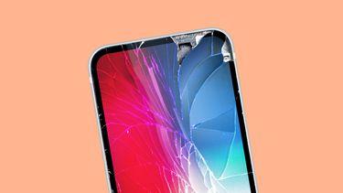 iPhone broken 16x9