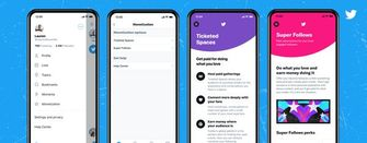 Twitter Super Follows en Ticketed Spaces