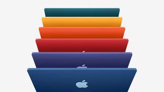 iMac kleuren