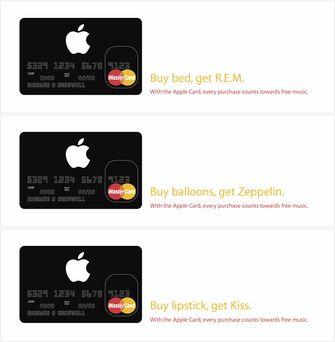 Apple Card 2004