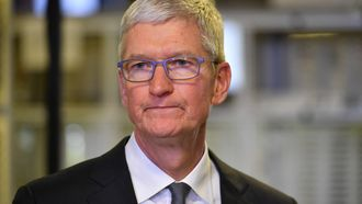 Tim cook Apple EU machtsmisbruik Spotify