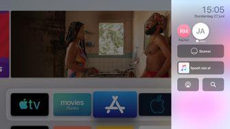 apple tv tvos 13 meerdere gebruikers 2