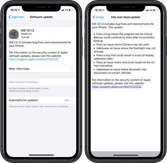 iOS 13.1.2 iPhone 001